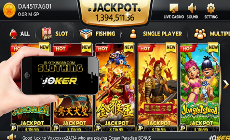 LEARN HOW TO PLAY JOKER GAMING SLOTS